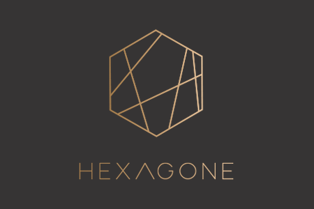 Logo Hexagone