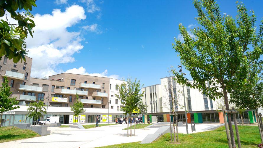 Achat maisons et appartements neufs sur Reims et alentours